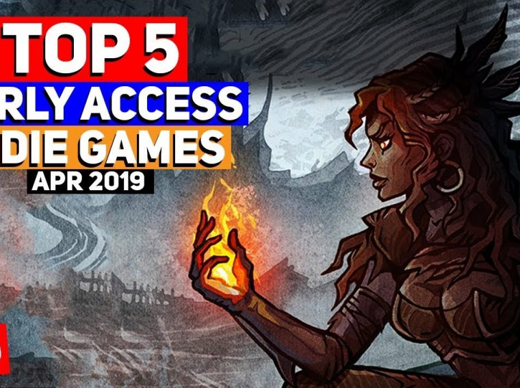 Our Top 5 Indie Game Picks for 2019