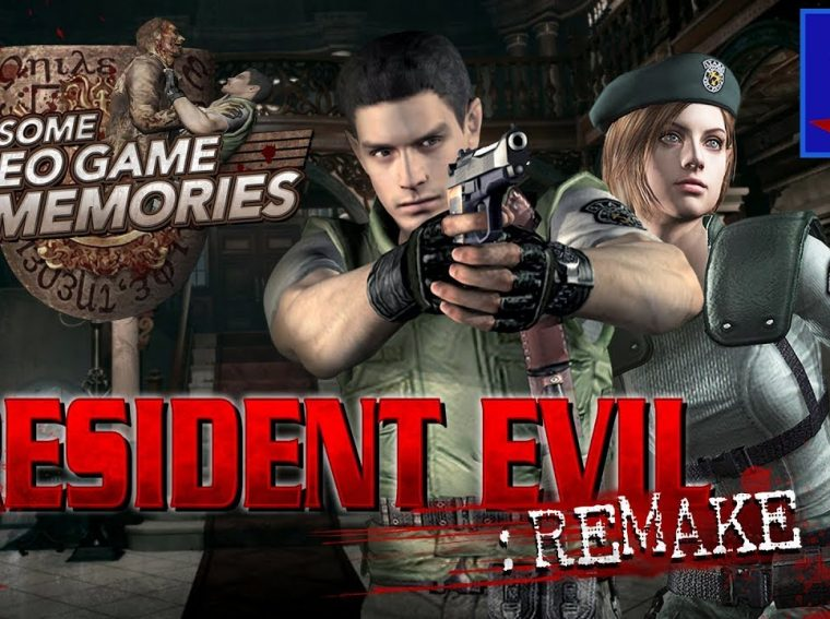 Resident Evil Remake Review